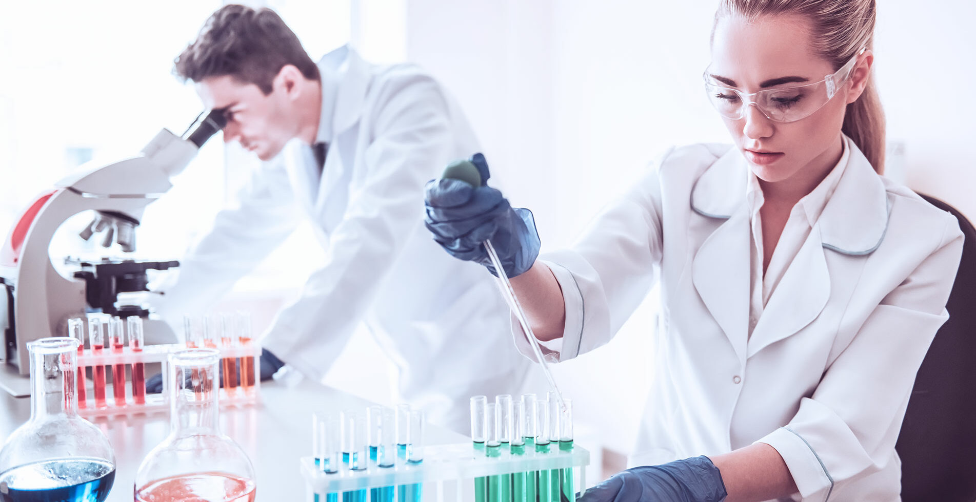 Technicien laboratoire médical